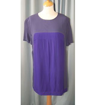 French Connection - Size: 16 - Purple - Halter-neck top