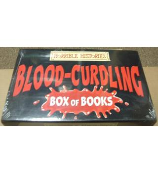 Horrible Histories : 20 Brilliant Blood-Curdling Books ** SEALED **
