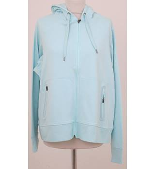 NWOT: M&S Collection Size 22: Mint green hooded sports top