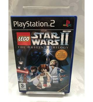 LEGO Star Wars II The Original Trilogy Playstation 2 PS2
