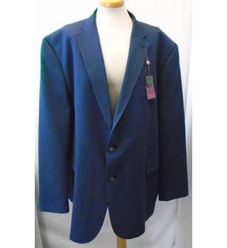 BNWT - High & Mighty - Size 56R- Blue - Jacket High & Mighty - Size: XXL - Blue - Jacket