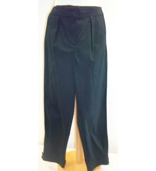 M&S - Size: 12R - Black - Trousers
