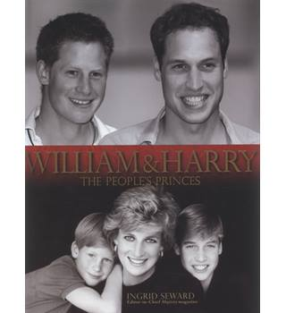 William & Harry the peoples princes