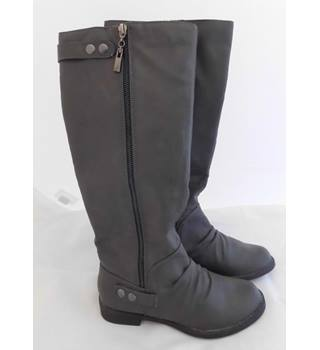 M&S Marks & Spencer - Size: 3.5 - Grey - Boots