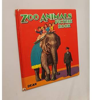 Zoo Animals Picture Book