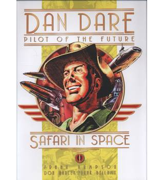 Dan Dare Pilot Of the Future, Safari In Space