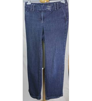 Boden - Blue Roll-Up Jeans