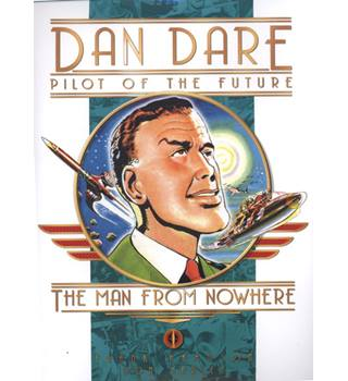 Dan Dare Pilot Of The Future, The man from nowhere