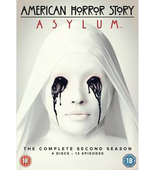 AMERICAN HORROR STORY ASYLUM - THE COMPLETE SECOND SEASON 18