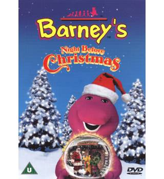 BARNEY BARNEY'S NIGHT BEFORE CHRISTMAS U