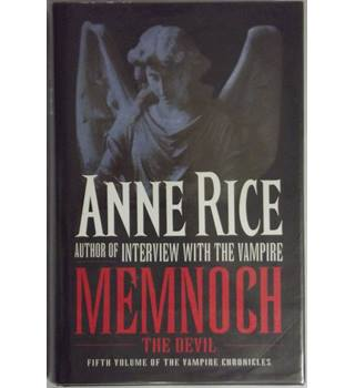 Memnoch the Devil (First Edition, Signed By Author)