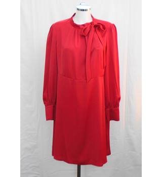 BNWOT M&S red dress Size 20