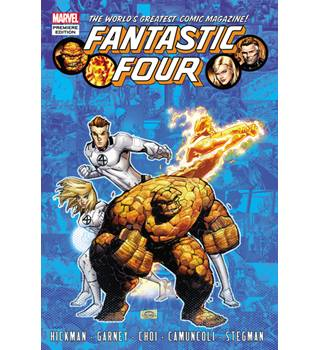 Fantastic Four - Volume 6: Foundation