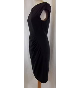 L K Bennett London - Size: 10 - Black - Knee length Dress