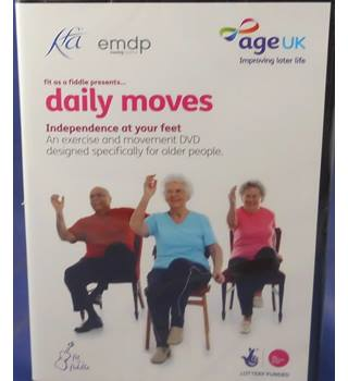 Daily Moves - Independence at your feet Non-classified