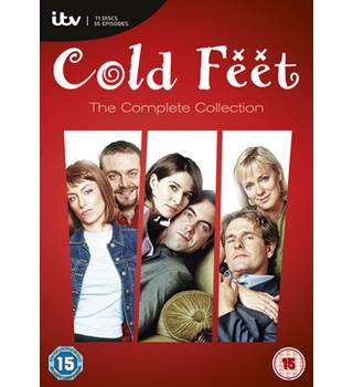COLD FEET THE COMPLETE COLLECTION 15