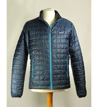 Patagonia - Size: S - Blue - Quilted jacket