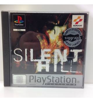 SILENT HILL - PS1 Game