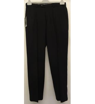 "M&S Marks & Spencer - Size: 32"" - Black - Trousers"