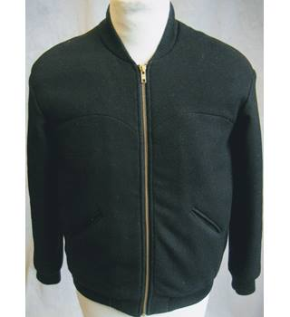 & Other Stories black wool mix bomber jacket size EU34 & Other Stories - Size: 34 - Black - Casual jacket / coat