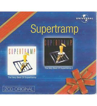 Very Best of 1 and 2 Limited Edition Supertramp