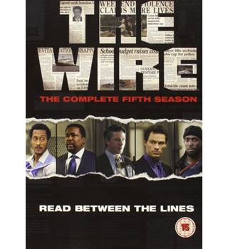The Wire : Complete Season 5