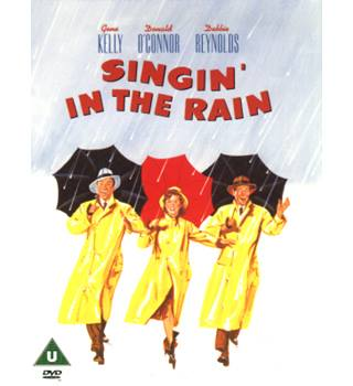 Singin' In The Rain , 2 Disc Special Edition , new & sealed