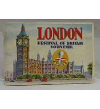 London Festival of Britain Souvenir: Memories of London