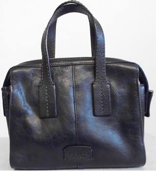 Radley London Small Leather Handbag  - Size: S - Black