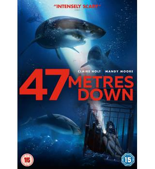 47 Metres Down , new & sealed
