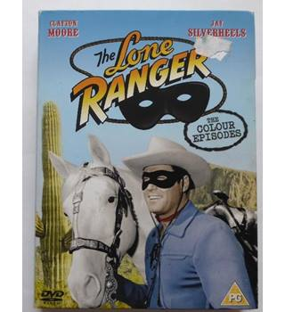 The Lone Ranger - The Colour Episodes PG