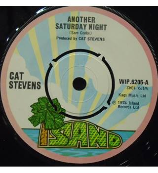 Another Saturday Night - Cat Stevens - WIP 6206