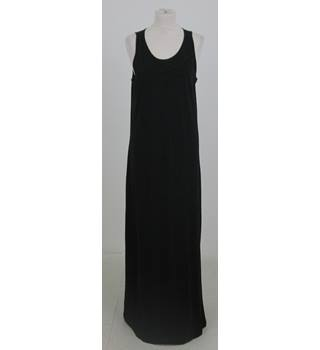 NWOT M&S Collection Size: 16 Black maxi-length beach dress