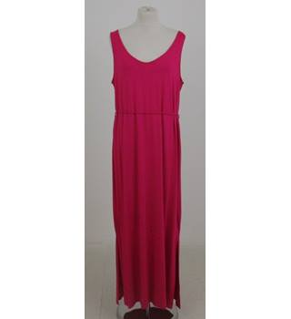 NWOT M&S Collection Size: 16 - Pink maxi-dress