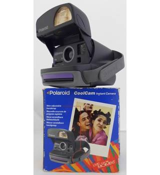 Polaroid CoolCam instant camera