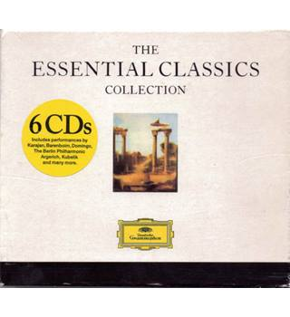 The Essential Classics Collection Mixed Classics