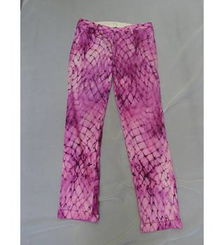 "Paul Smith - Size 30"" - Pink Trousers"