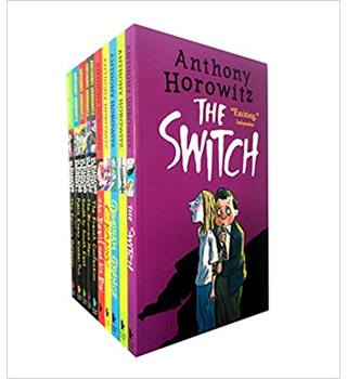 The wickedly funny Horowitz bumper boxset