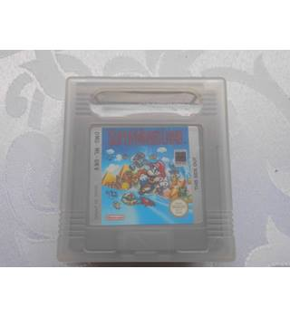 Super Mario Land Gameboy Nintendo GB