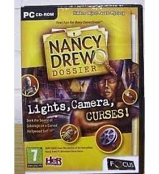 Nancy Drew Dossier, Lights Camera Curses