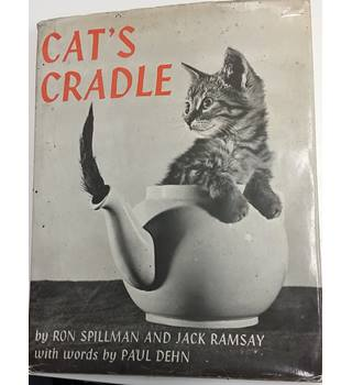 Cat's Cradle , First Edition,  1959