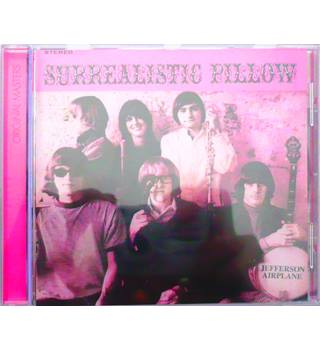 Surrealistic Pillow Jefferson Airplane