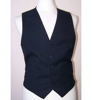 M&S collection - Size: S - Black - Waistcoat