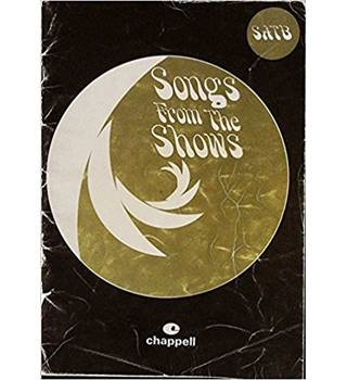Songs from the Shows - SATB