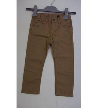 BNWT H&M - Size: 2 - 3 Years - Beige - Jeans