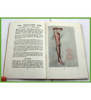 Progress and Achievement (in artificial limbs.)