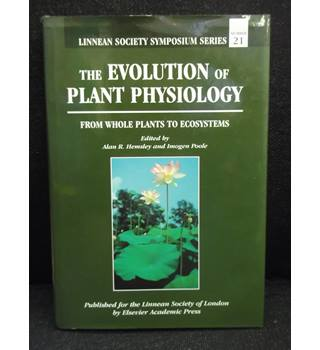 The Evolution of Plant Physiology - Now HALF PRICE | Oxfam GB | Oxfam's  Online Shop