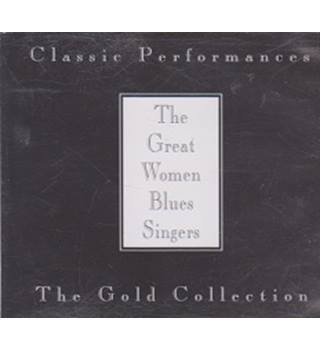 The Great Women Blues Singers - Classic Performances - The Gold Collection  | Oxfam GB | Oxfam's Online Shop