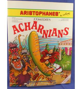 Aristophanes' Comedies in Cartoons: Acharnians
