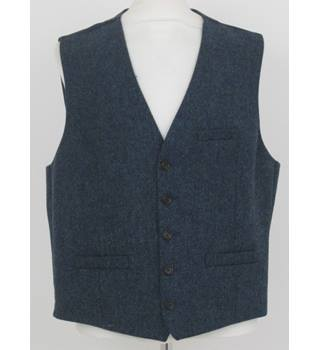 NWOT M&S Collection size: XXL navy blue waistcoat